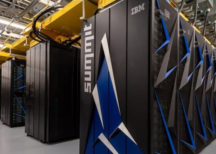 ابررایانه سامیت / summit supercomputer