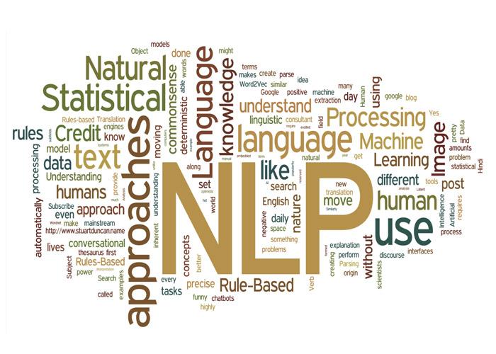 پردازش زبان طبیعی / nlp
