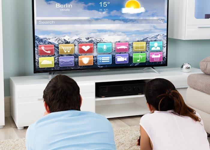 تلویزیون هوشمند / smart tv