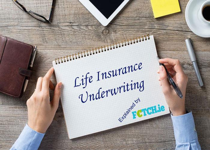 insurance under writing-تضمین بیمه