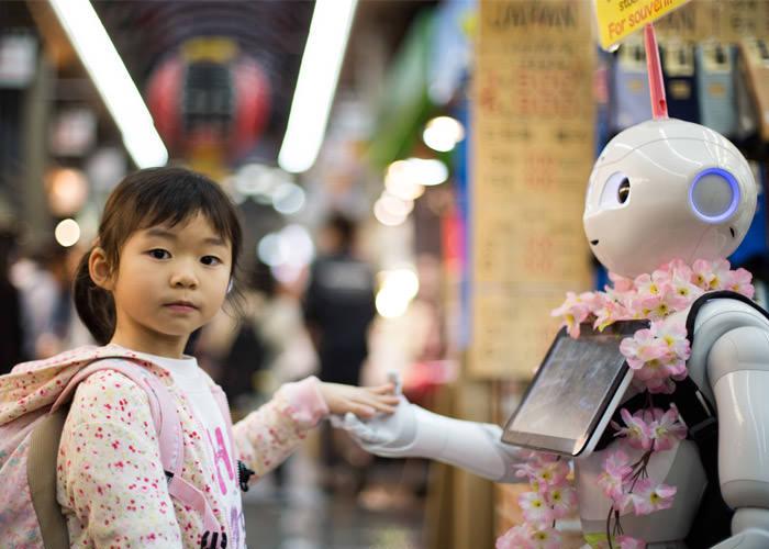 ربات هوش مصنوعی / ai robot