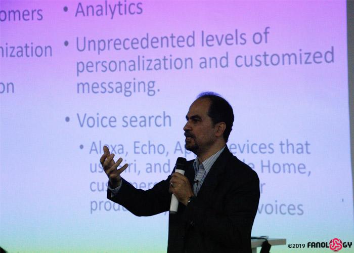 دکتر محمودرضا هاشمی آیندهی هوش مصنوعی در ایران / mahmoodreza hashemi