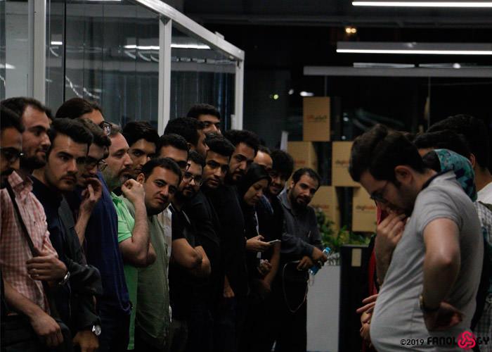 رویداد شبکهسازی دیجیکالا نکست / digikala next