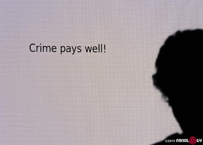 پول تو جرمه/crime pays well