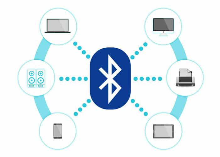 بلوتوث در اینترنت اشیا صنعتی / bluetooth in iiot