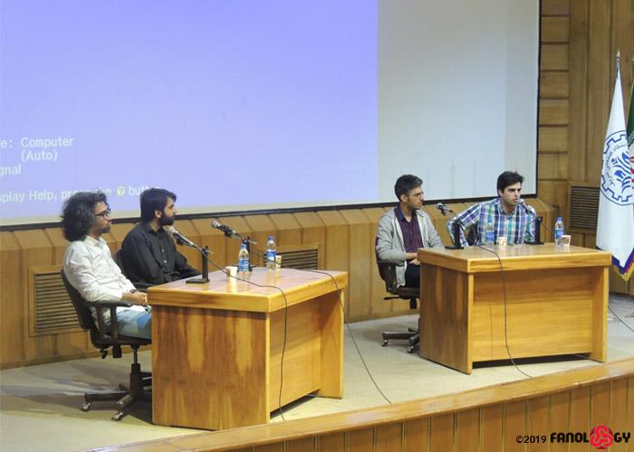 پنل هوش مصنوعی در کسبوکارهای ایرانی / panel ai in iranian startups