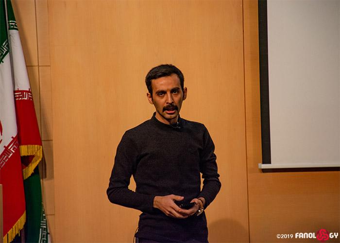 علی آجودانیان / Ali Ajoudanian