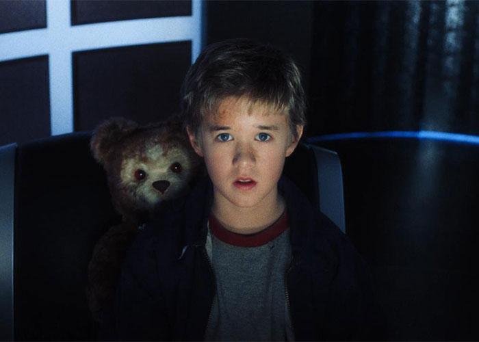 دیوید فیلم هوش مصنوعی / david ai artificial intelligence