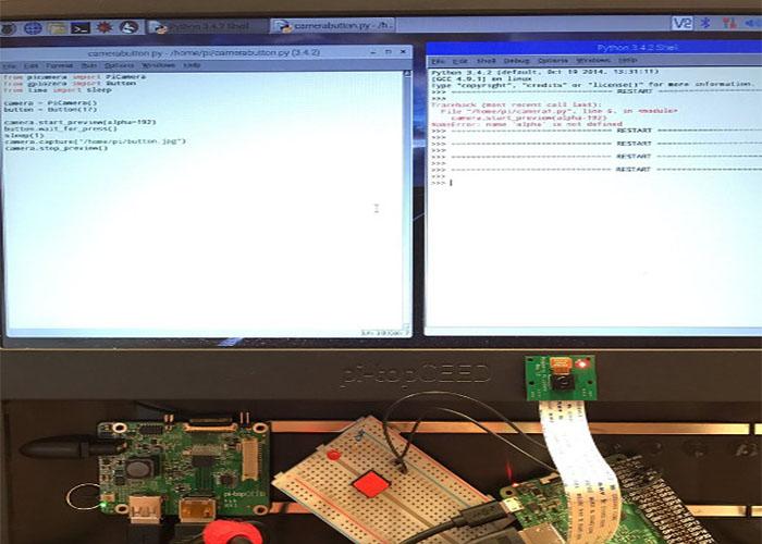 پروژهی رزبری پای / raspberry pi project