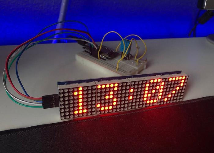 ماتریس led/led matrix
