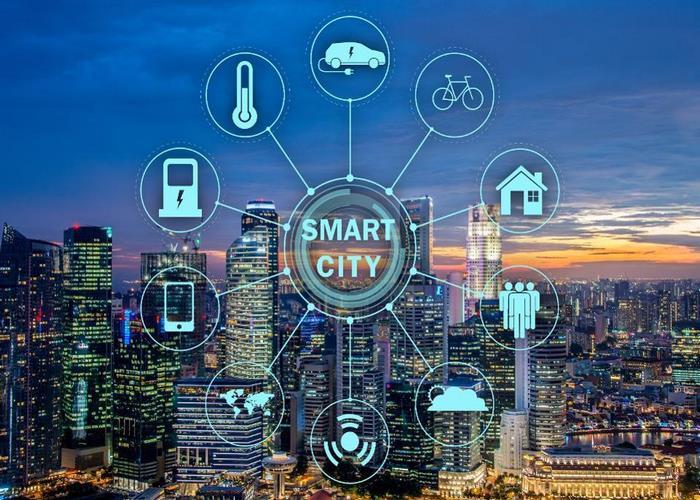 شهر هوشمند/smart city