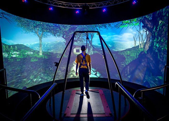 مزایای واقعیت مجازی/pros of virtual reality