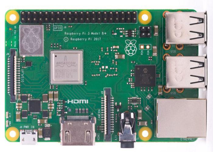 برد رزبری پای / Raspberry Pi Board