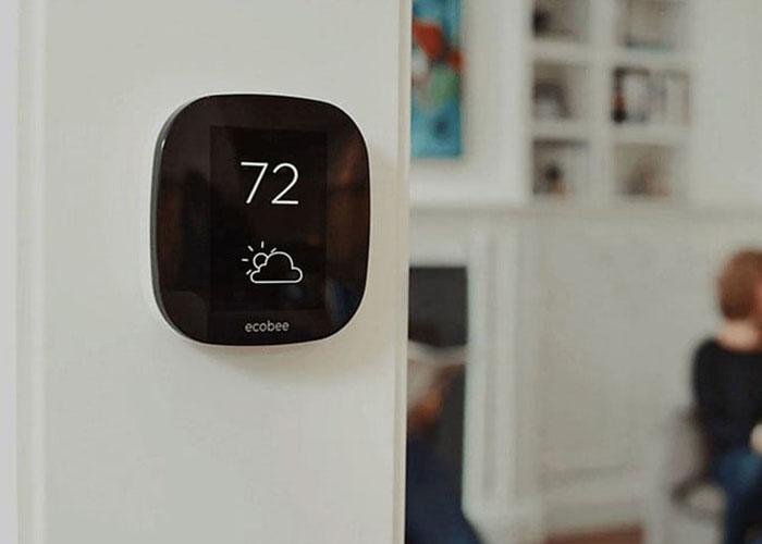 دما سنج هوشمند / smart thermostat