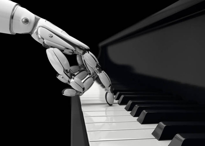 هوش مصنوعی در موسیقی / ai in music
