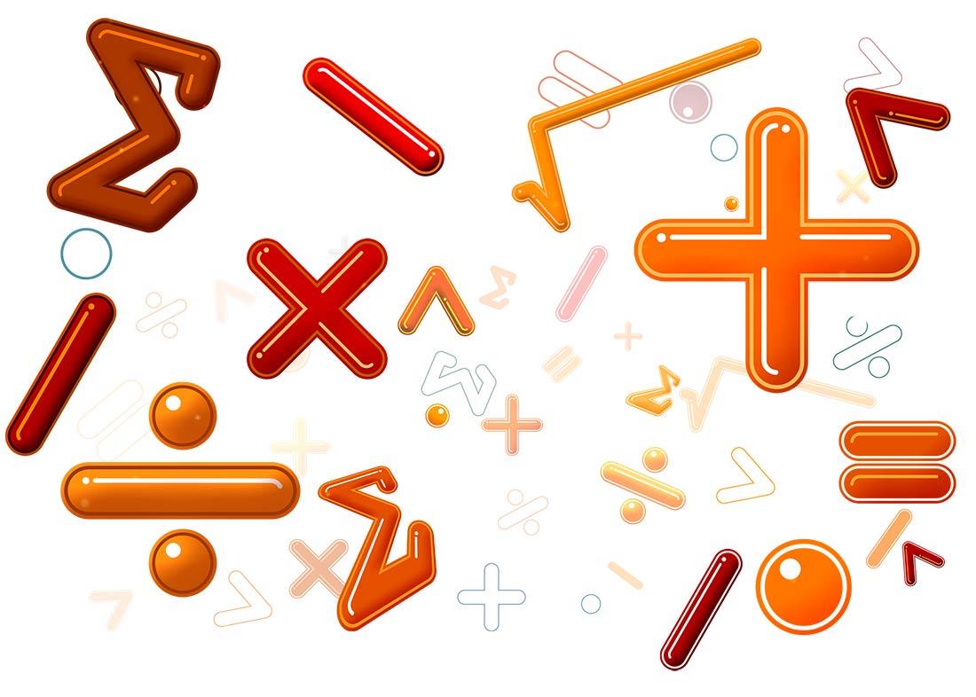 عملها در ریاضیات / operations in mathematics