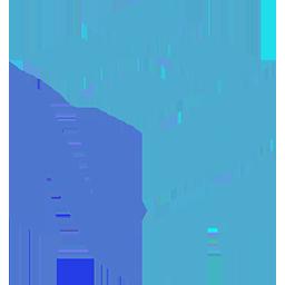 لوگو نامپای / numpy logo