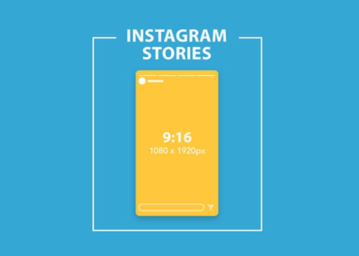 سایز استوری اینستاگرام/Instagram story size