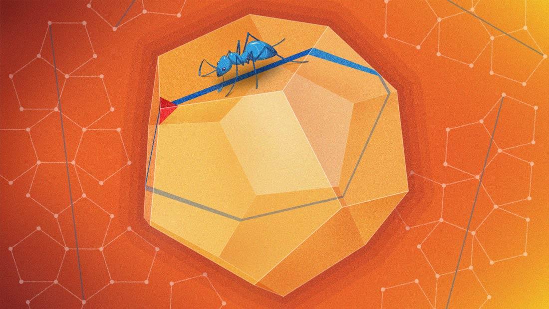 کشف جدید ریاضیدانان درمورد دوازده وجهی منتظم / Mathematicians report new discovery about the dodecahedron