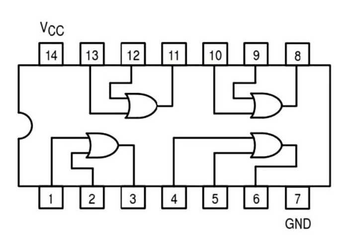 پین اوت آی سی or 4701 / 4701 or ic pinout