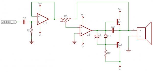 مدار آنالوگ / analog circuit