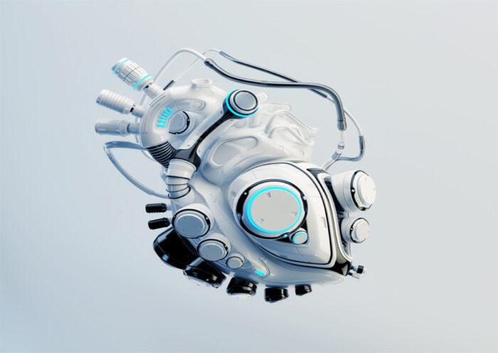 قلب مصنوعی/artificial heart