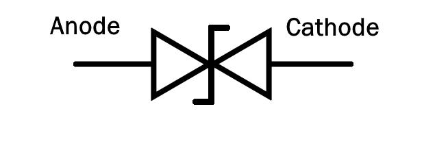 شماتیک دیود خنثیساز | transient voltage suppression