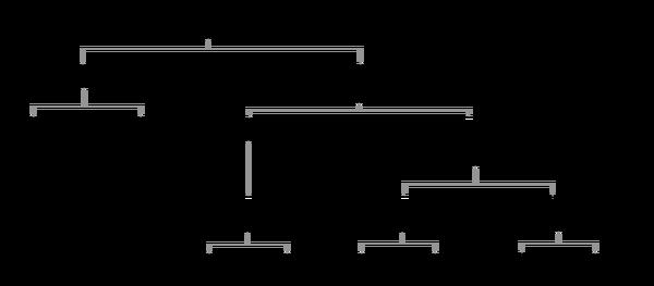 نمودار درختی ترانزیستور | transistor-tree-diagram