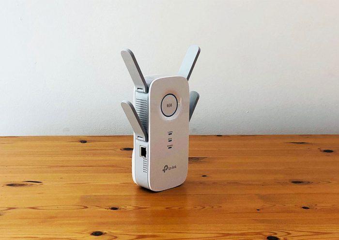 تقویت کننده وای فای / wifi booster