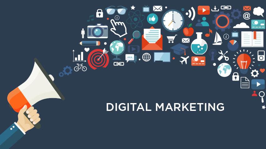 دیجیتال مارکتینگ / digital marketing